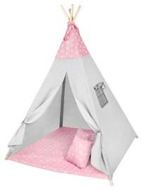 Childrens Tent Tipi Pink