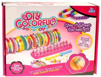 DIY Colorful Loom Bands