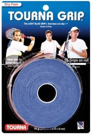 Babolat Tourna Grip Overgrips 10pcs Blue