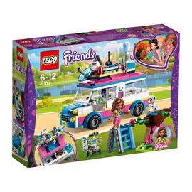 Konstruktor LEGO Friends, Olivia missioonisõiduk 41333