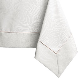 AmeliaHome Gaia Tablecloth PPG Cream 140x350cm