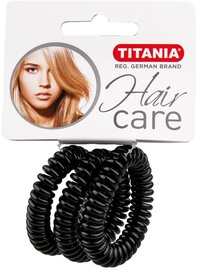 Titania Anti Ziep 3pcs Black 4cm