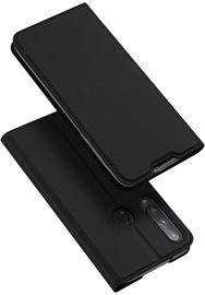 Dux Ducis Skin Pro Bookcase For Huawei P40 Lite E Black
