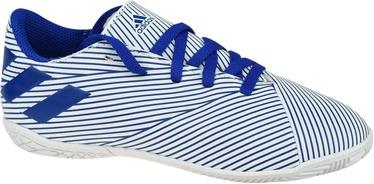 Adidas Nemeziz 19.4 IN Junior Shoes EF1754 Blue/White 29