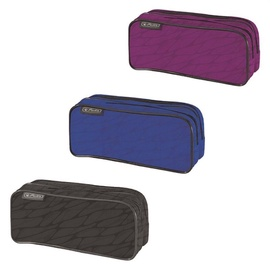 Herlitz Double Pencil Case Colors