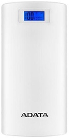 ADATA S20000D 20000mAh Power Bank White
