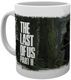 The Last of Us Part II Key Art Cup