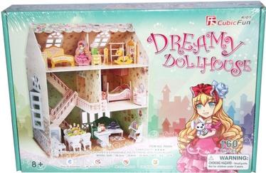 Cubicfun Dreamy Dollhouse 3D