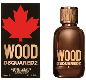 Dsquared2 Wood Pour Homme 50ml EDT