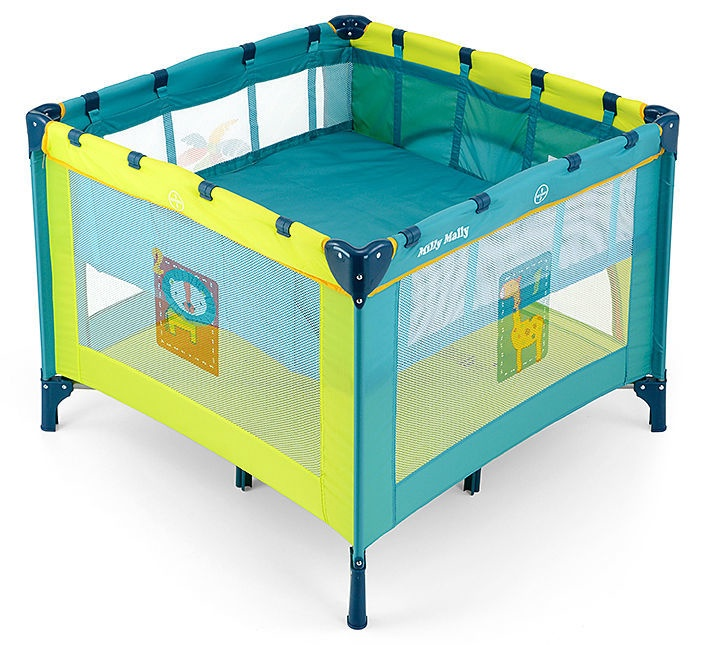Milly Mally Fun Crib Jungle