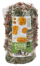 Witte Molen Puur Pauze Hay Roll With Carrot & Pumpkin 200g