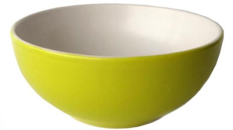 Cesiro Matted Bowl D15cm Green
