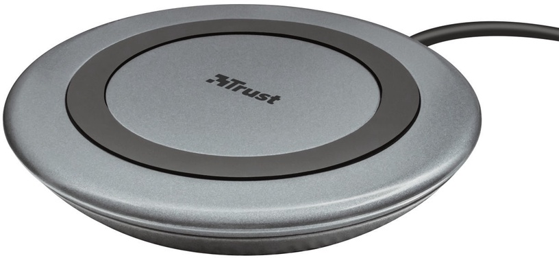Trust Yudo10 Fast Wireless Charger Grey