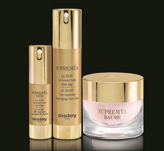 Sisley Supremya Eyes at Night Anti Aging Eye Serum 15ml