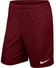 Nike Men's Shorts Park II Knit NB 725887 677 Bordeaux S