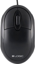 Logic LM-11 Optical Mouse Black