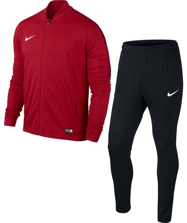 Nike Academy 16 Tracksuit JR 808760 657 Red XL