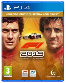 F1 2019 Legends Edition: Senna and Prost PS4