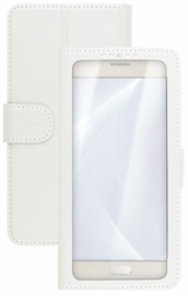 Celly Unica View Universal Book Case For 5.0-5.5'' White