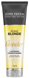 Juuksepalsam John Frieda Sheer Blonde Go Blonder Lighting Conditioner, 250 ml