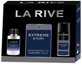 La Rive Extreme Story 75ml EDT + 150ml Deodorant Spray