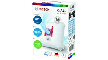 Tolmuimejakotid Bosch BBZ41F GALL, 4 tk+1 mikrokaitsefilter