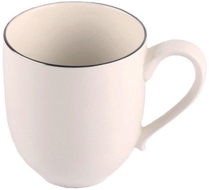 Quality Ceramic Sense Platinum Cup 31cl