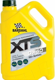Bardahl XTS 0W40 Synthetic Oil 5l