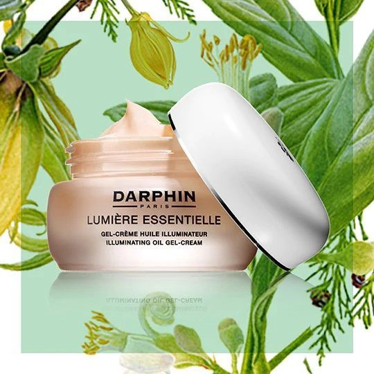 Darphin Lumiere Essentielle Illuminating Oil Gel Cream 50ml