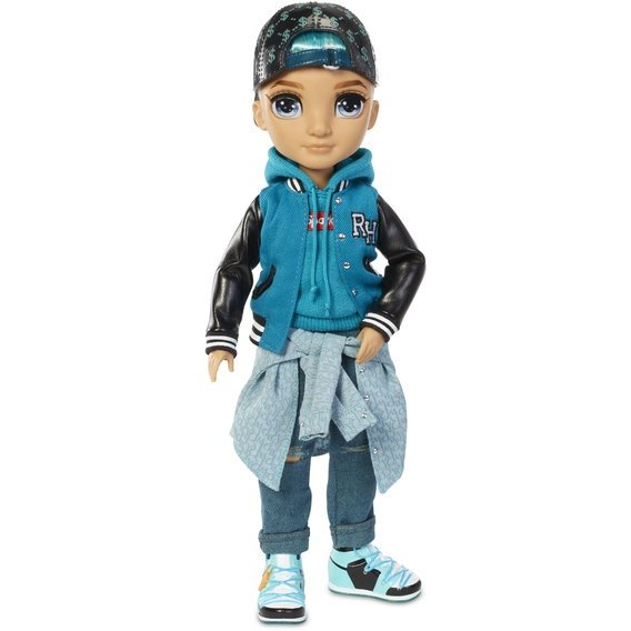 Nukk MGA Rainbow High Fashion Doll River Kendall 572145