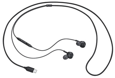 AKG Type-C Earphones Black