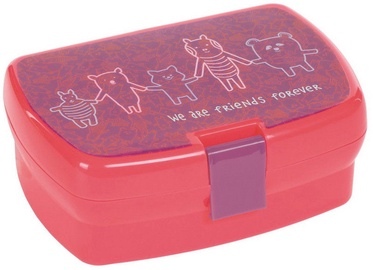 Lassig Lunch Box Pink