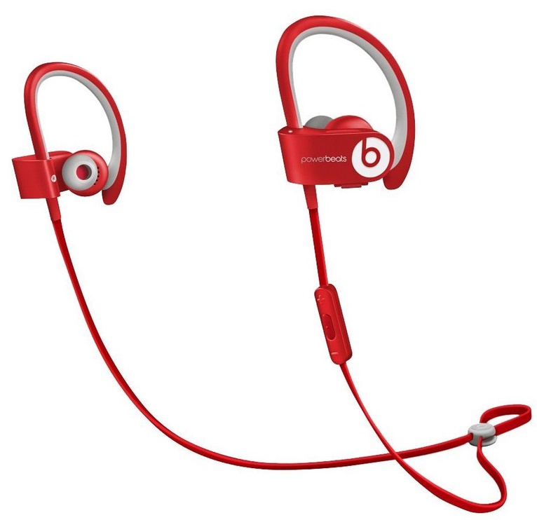 Beats Powerbeats 2 Wireless Red