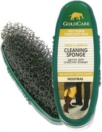 GoldCare Suede And Nubuck Shoe Care Sponge Oval