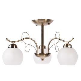Domoletti VIVALDI MX91740-3 3x40W E27 Brass