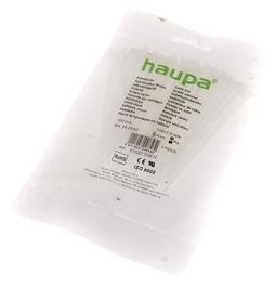Haupa Cable Tie 2.5x100 White