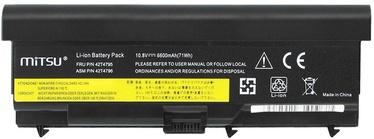 Mitsu Battery For Lenovo E40/E50/SL410/SL510 6600mAh