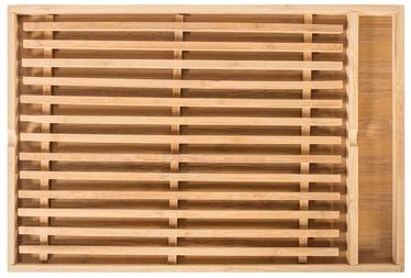 Home4you Bread Cutting Board Bamboo Home 28x40x2cm