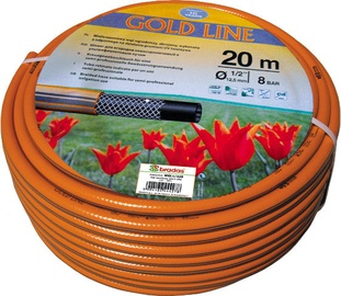 Bradas Gold Line Garden Hose Orange 1'' 20m