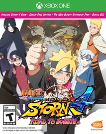 Naruto Shippuden: Ultimate Ninja Storm 4 - Road To Boruto Xbox One