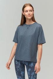 Audimas Light Dri Release T-Shirt Turbulence XL