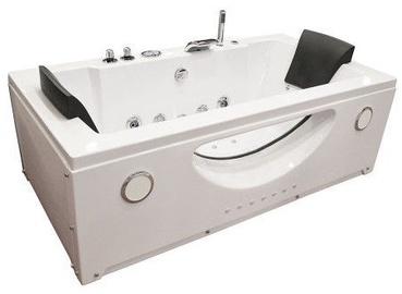 SN Bath P1659 180x90x61cm White