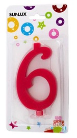 Avatar Numeral Candle Sunlux 6