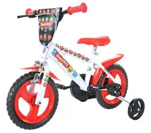 "Laste jalgratas Bimbo Bike 77327 12"" White Red"