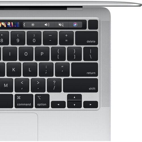 "Apple MacBook Pro / 13.3"" Retina with Touch Bar / M1 / 8GB RAM / 512GB SSD / SWE / Silver"