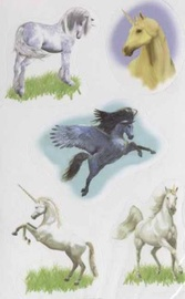 Herlitz Stickers Unicorns