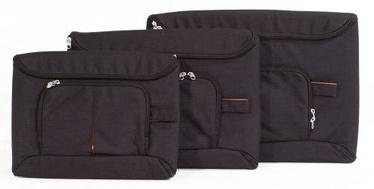 """Ortlieb Notebook Sleeve 10"""" Black"""