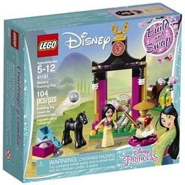 Konstruktor Lego Disney Princess Mulan's Training Day 41151