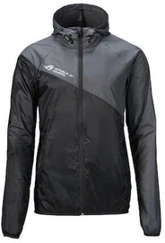Asus ROG Asymmetry Wind Breaker Black/Grey L