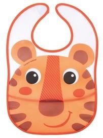 Canpol Babies Hello Little Waterproof Bib 9/232 Orange